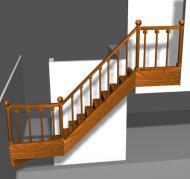 Accesorios p/Escaleras
