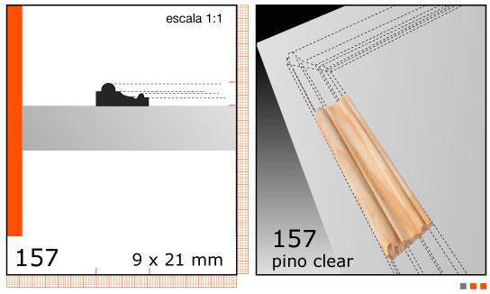 Imagen CLEAR TERMINACION X TIRA/1/2X1 N157