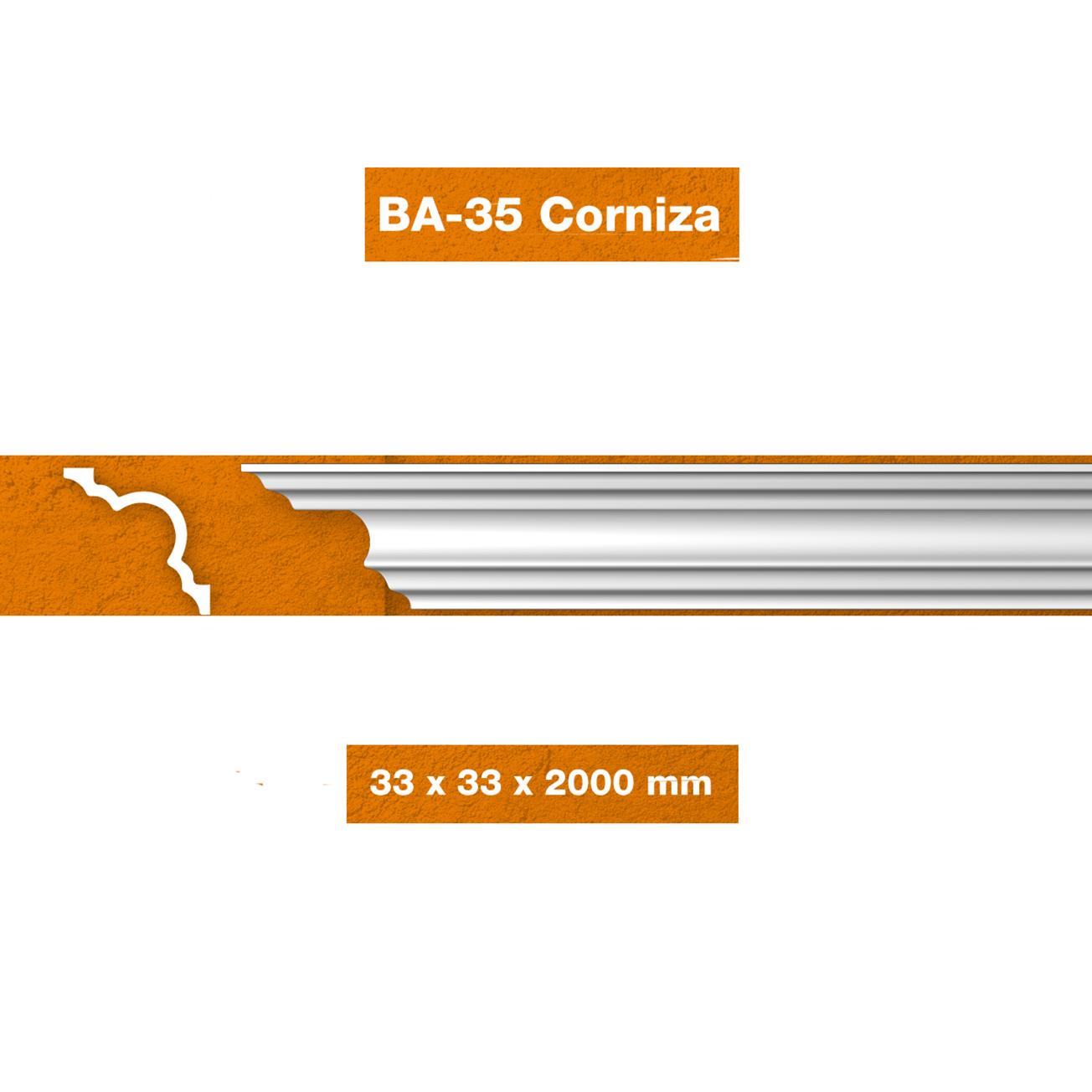 Imagen 04-MOLDTEL CORN 33X33X2000 BA-35 X2U.