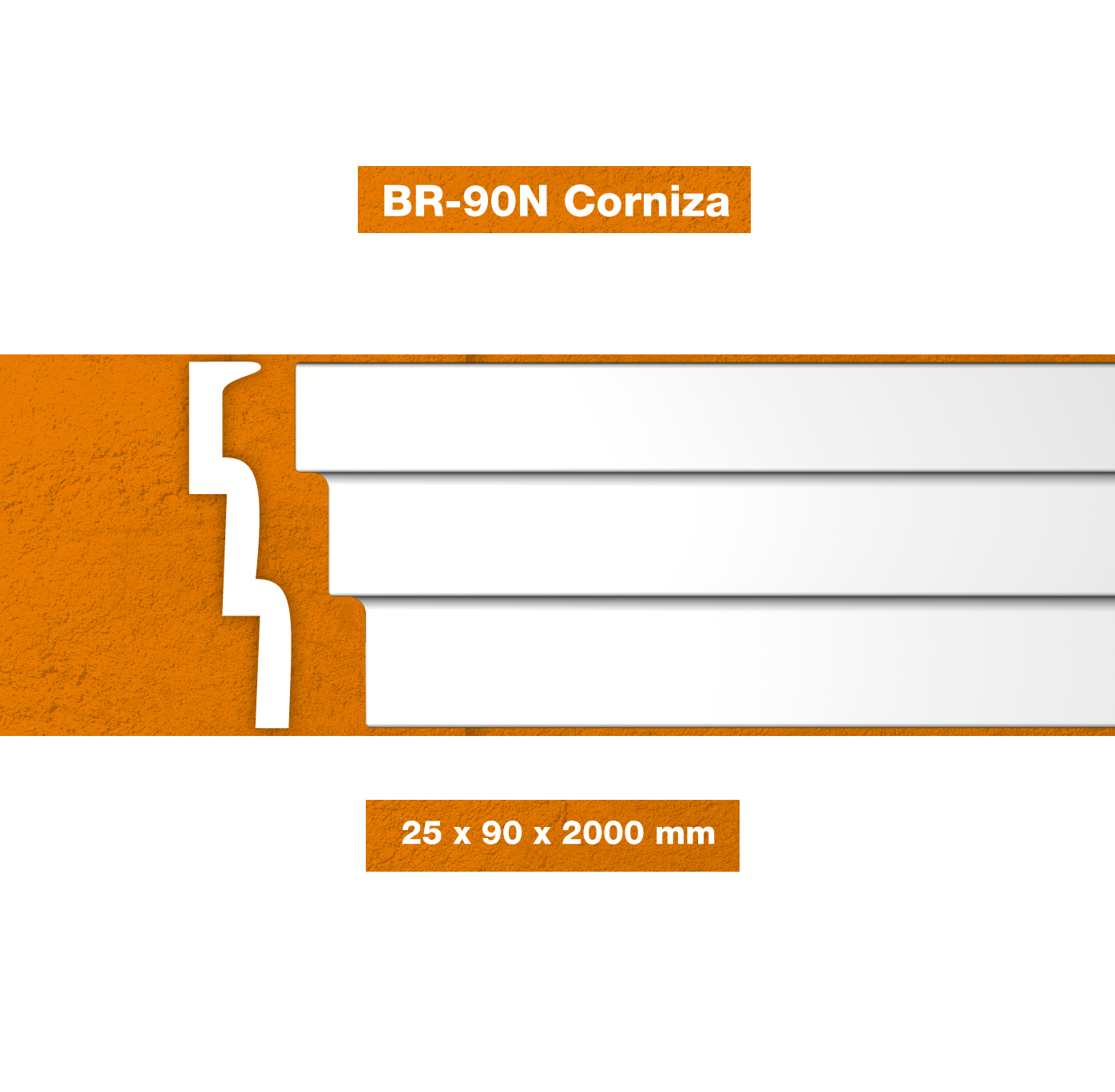 Imagen 04-MOLDTEL CORN 25X90X2MT BR-90 BLISS