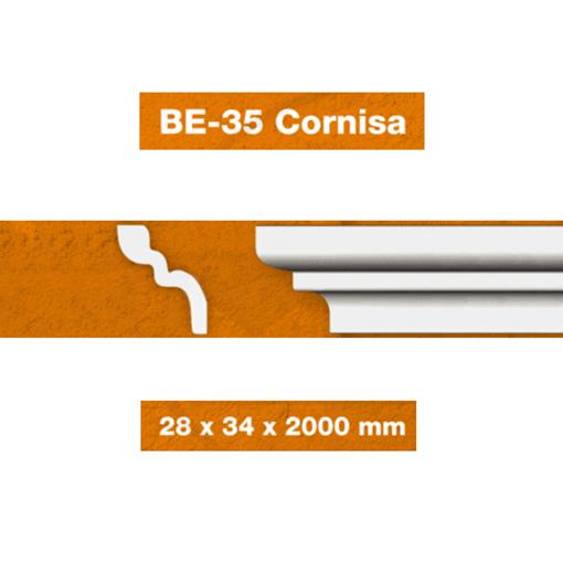 Imagen 04-MOLDTEL CORN 28X34X2MT 2UNI BE-35 BLISS