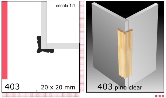 Imagen CLEAR ESQUINERO X TIRA/1
