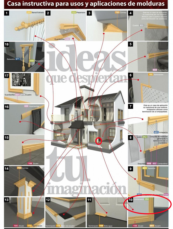 Imagen CONTRAMARCO LISO 1/2