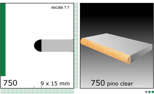 Imagen CLEAR TAPACANTO X TIRA/1/2X3/4 N750