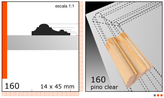 Imagen CLEAR TERMINACION X TIRA/3/4 X 2 N160