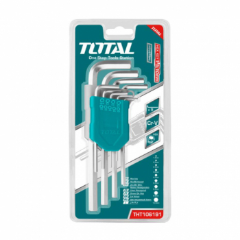 TOTAL SET LLAV HEXA THT106191