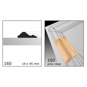 04-CLEAR TERMI.XTIRA 3/4 X 2 N160