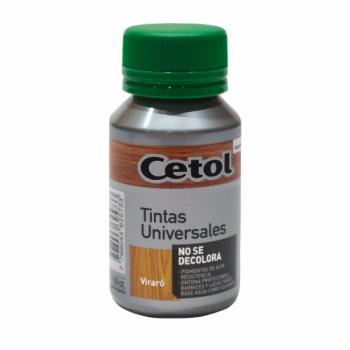 CETOL TINTA/VIRARO/60 CC