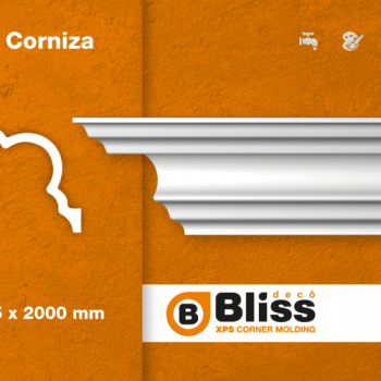 MOLD TEL CORNISA/55X55X2000 BA-60/BLISS