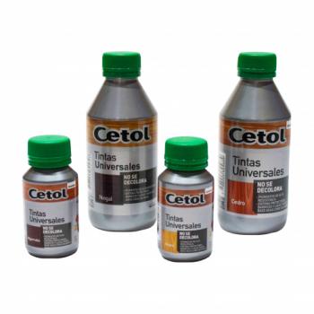 CETOL TINTA/ROBLE CLARO/60 CC