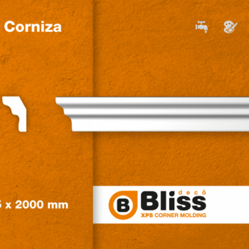 MOLD TEL CORNISA/17X25X2000 BB-25/BLISS