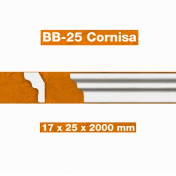 04-MOLDTEL CORN 17X25X2MT X2U BB-25 BLISS