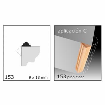04-CLEAR TERMI.XTIRA 1/2X3/4 N153