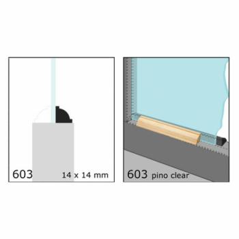 04-CLEAR CONTRAVIDRIO 3/4X3/4 N603
