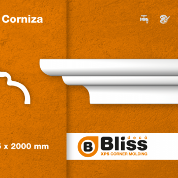 MOLD TEL CORNISA/40X45X2000 BF-50/BLISS