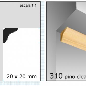 CLEAR RINCONERO/1X1 N310