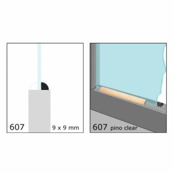 04-CLEAR CONTRAVIDRIO 1/2X1/2 N607