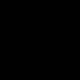 CHAPADUR PIZARRON 3MM NEGRO 1.22x2.75