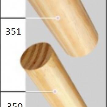 BARRAL LISO 42 MM DE DIAMETRO N352