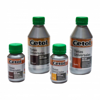 CETOL TINTA/CAOBA/240 CC