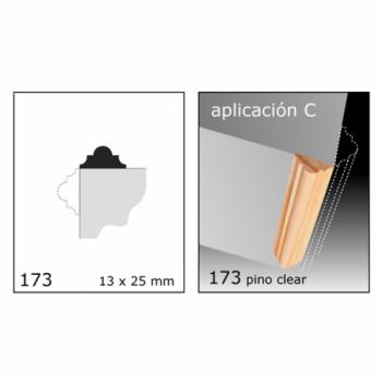 04-CLEAR TERMI.XTIRA 1/2X1 N173