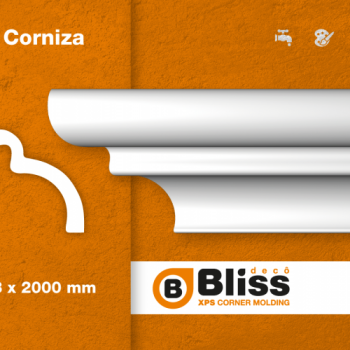 MOLD TEL CORNISA/65X73X2000 BF-80/BLISS