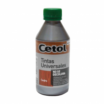 CETOL TINTA/CEDRO/240 CC