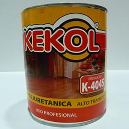 LACA POLIURETANICA K-4045/1 LT/BRILLANTE