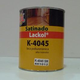 LACA POLIURETANICA K-4045/1 LT/SATINADO