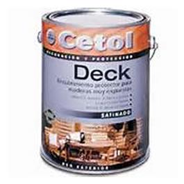 Imagen CETOL DECK/NATURAL 4 LT